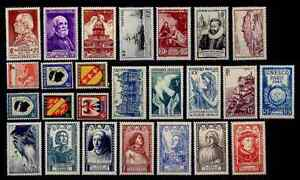 Destockage-ANNEE-1946-Complete-Neufs-Cote-25-Lot-Timbres-France