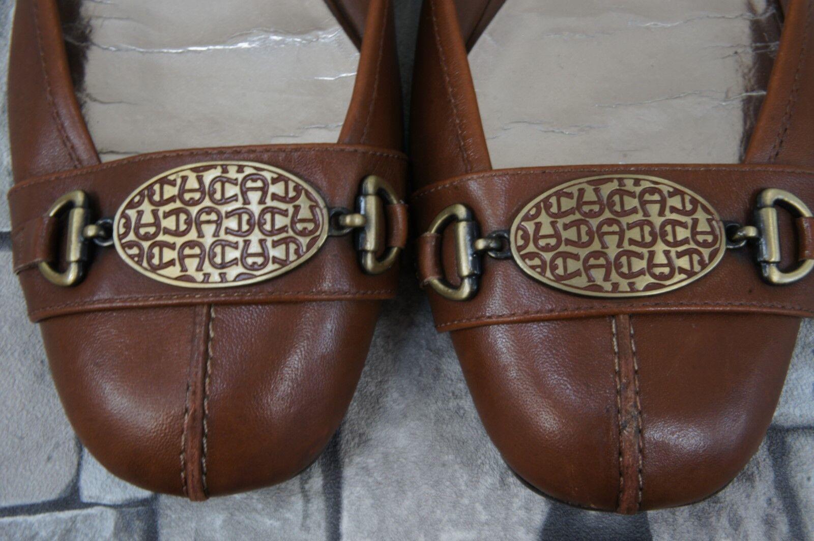 Zapatos de mujer baratos zapatos de mujer Descuento por tiempo limitado ✿ ETIENNE AIGNER ✿ ZAUBERHAFTE DESIGNER 100% LEDER BALLERINAS FLAT ✿ 37 ✿