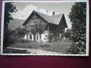 POSTCARD SWITZERLAND PARK HOTEL DES ALPES - Tadley, United Kingdom - POSTCARD SWITZERLAND PARK HOTEL DES ALPES - Tadley, United Kingdom