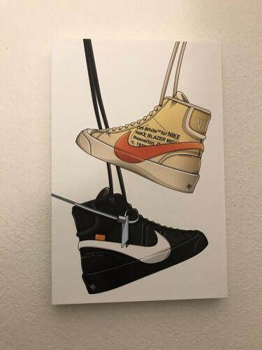 OFF-White Nike Blazer Canvas