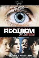 Requiem for a Dream (DVD, 2001, Unrated Sensormatic Security Tag)