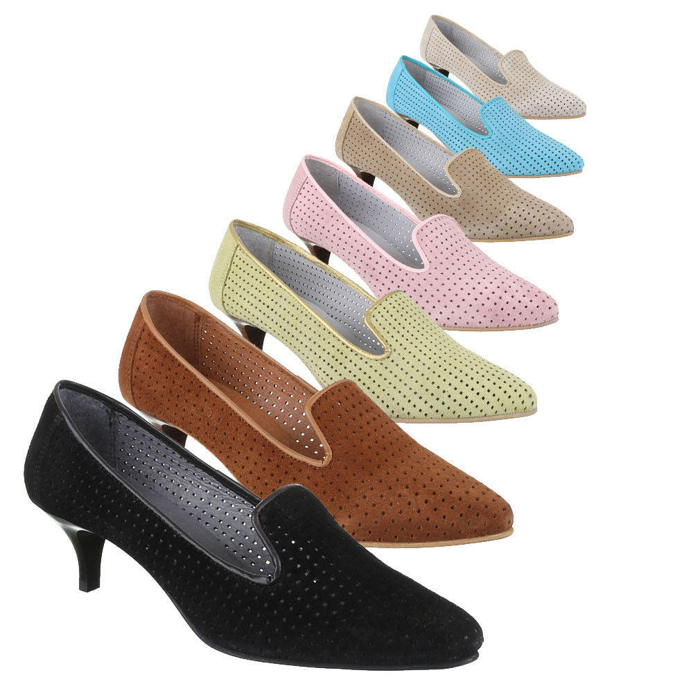 Chaussures femmes NEUVES vb7i Confortable Confort Cuir Escarpins