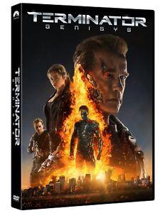Terminator Genisys (2015), DVD