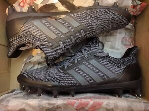 78e92faf4fc0 Adidas Ultra Boost Cleats UltraBOOST All Triple Black Football ...