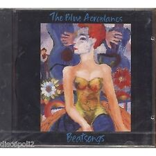 THE BLUE AEROPLANES - Beatsongs - CD 1991 SIGILLATO SEALED
