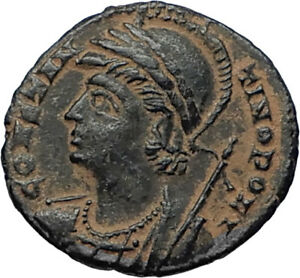 CONSTANTINE-I-the-GREAT-Founds-Constantinople-Original-Ancient-Roman-Coin-i67014