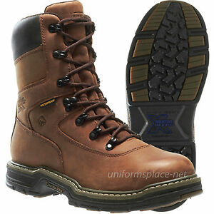 be54d1c8848 Details about Wolverine Work Boots Men Marauder MultiShox Contour Welt  Waterproof 8