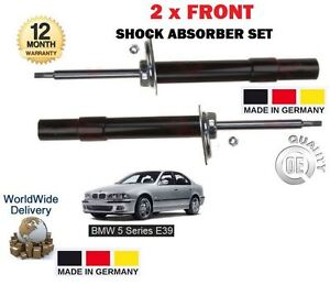 FOR-BMW-5-E39-1995-2004-520-523-525-530-2x-FRONT-SHOCK-SHOCKERS-ABSORBER-SET