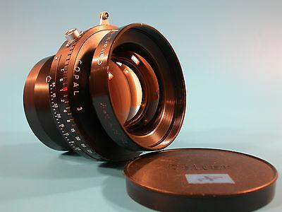 Rodenstock Caltar II-N 300mm f:5.6 MC Large Format Lens W/Copal 3 Sutter