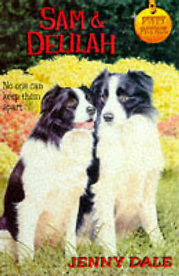 """""""VERY GOOD"""" Sam and Delilah (Puppy Patrol), Dale, Jenny, Book"""