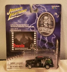Johnny-Lightning-Monsters-Dracula-40-Ford-Panel-Delivery-Diecast-1-64