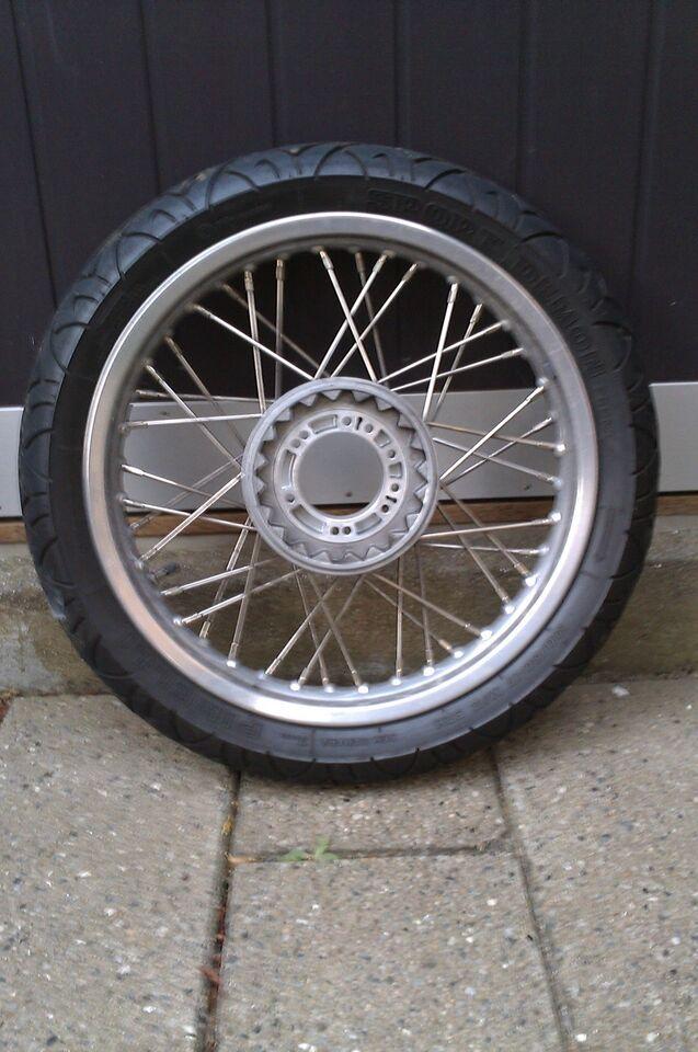 Moto Guzzi 850-1000 Forhjul. Trådeger