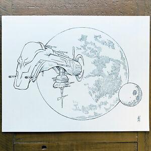 ORIGINAL DRIVE ART: The Grasskan Scythe
