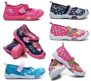 American-Club-ninas-y-ninos-Enterito-De-Lona-Zapatos-8-12-Reino-Unido-Real-Cuero-Plantilla-bombas