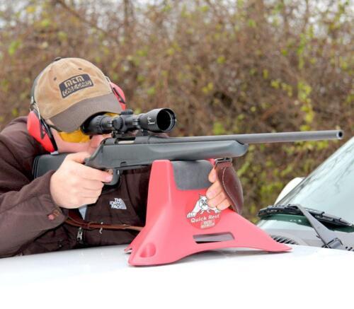 Front Rifle Shooting MTM QR30 Quick Rest