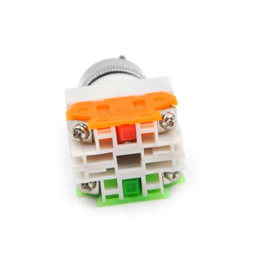 Dreistellungsschalter Drehschalter Power Ignition LAY37-20X3 22mm Schalter W st