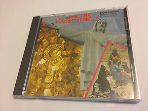 IN-THE-PATH-OF-THE-CONQUISTADORS-Bjerkreim-OOP-1998-Soundtrack-Score-OST-CD-NM