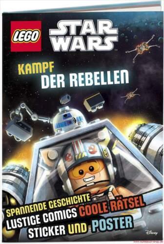 Fachbuch LEGO® Star Wars™ Kampf der Rebellen, mit vielen tollen Bildern, NEU