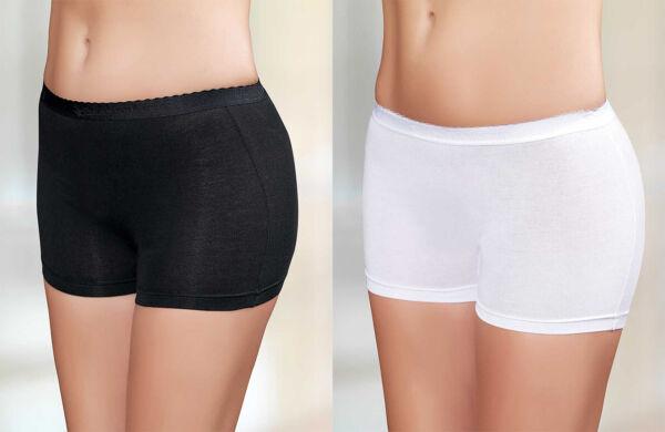 Damen Unterhose Langbeinschlüpfer Boxershorts Slip Panty Höschen Schlüpfer