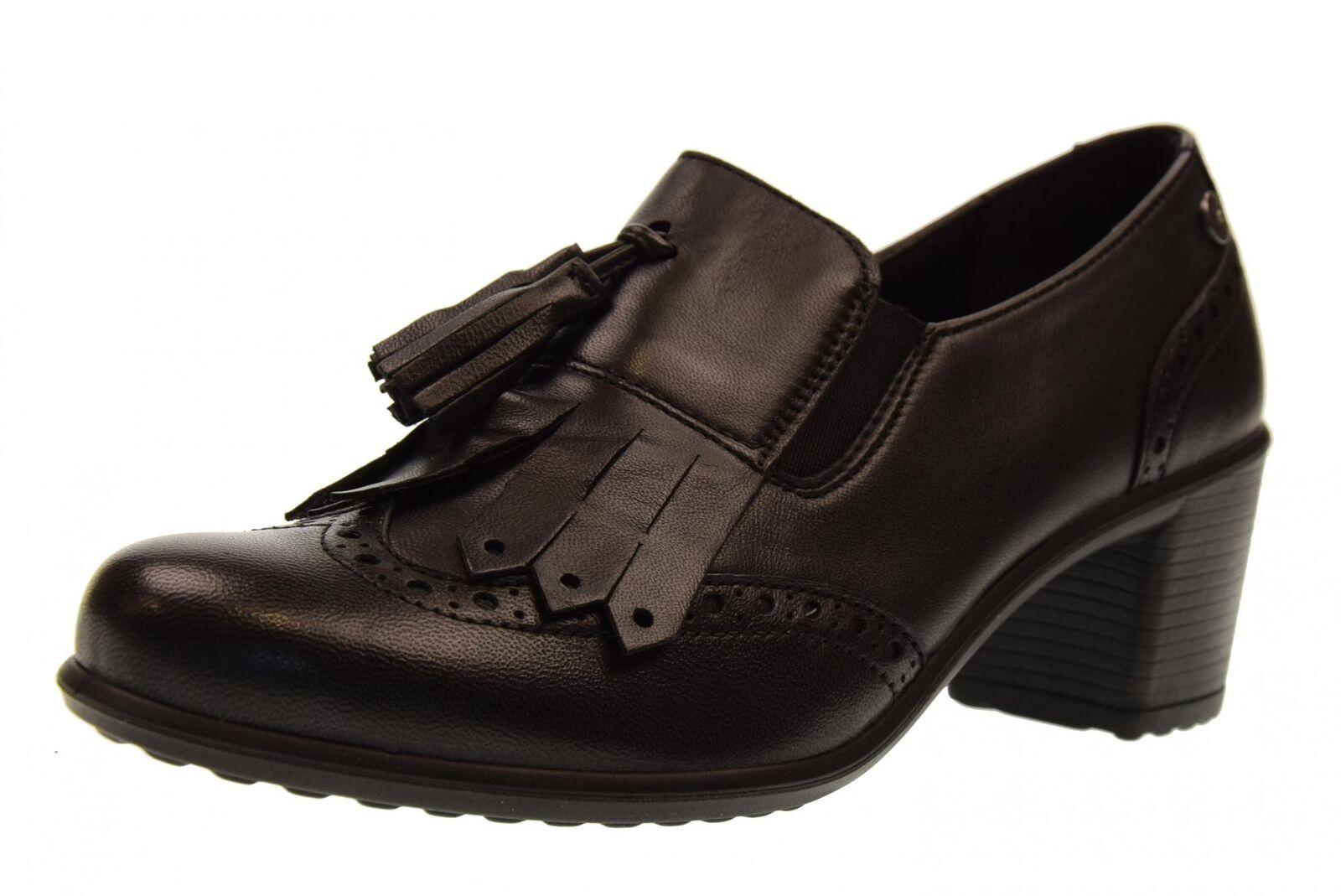 Enval Soft A18s zapatos flecos de mujer escote con flecos zapatos 2252955 c3fc62