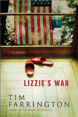 (Good)0060832916 Lizzie's War: A Novel,Farrington, Tim,Hardcover,HarperCollins P