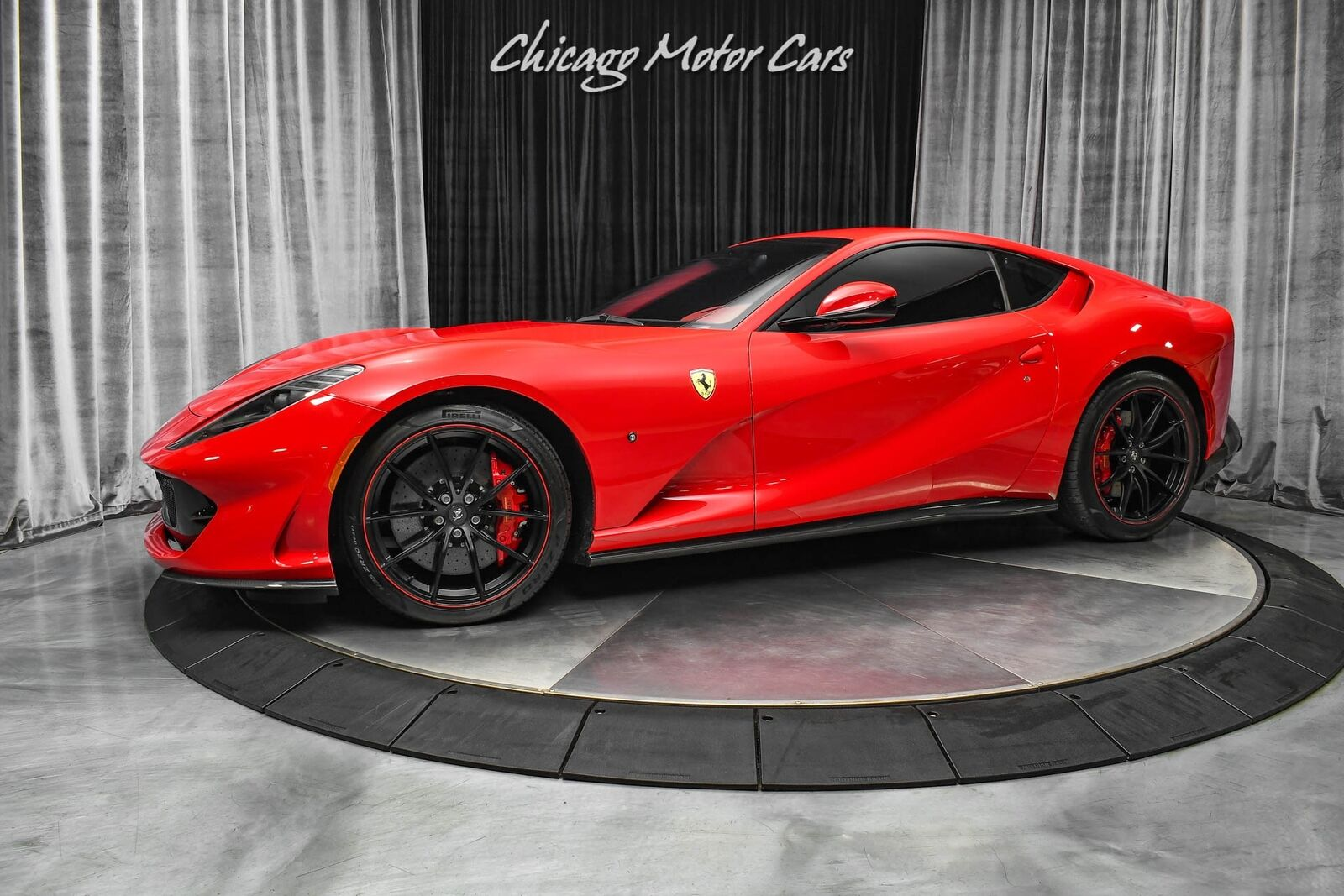2018 Ferrari 812 Superfast Coupe Carbon Fiber Everything! Special Order Taylo