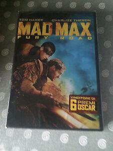 DVD MAD MAX FURY ROAD - Italia - DVD MAD MAX FURY ROAD - Italia
