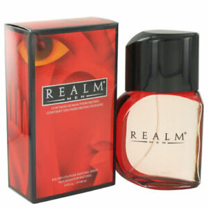Realm by Realm 3.4 oz Cologne for Men New In Box
