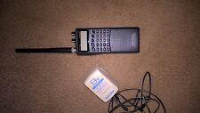 radio shack hand held scanner