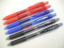Pentel EnerGel Ener Gel BLN105 0.5mm Rollerball Gel Ink Pen,2 Black 2 Blue 2 Red