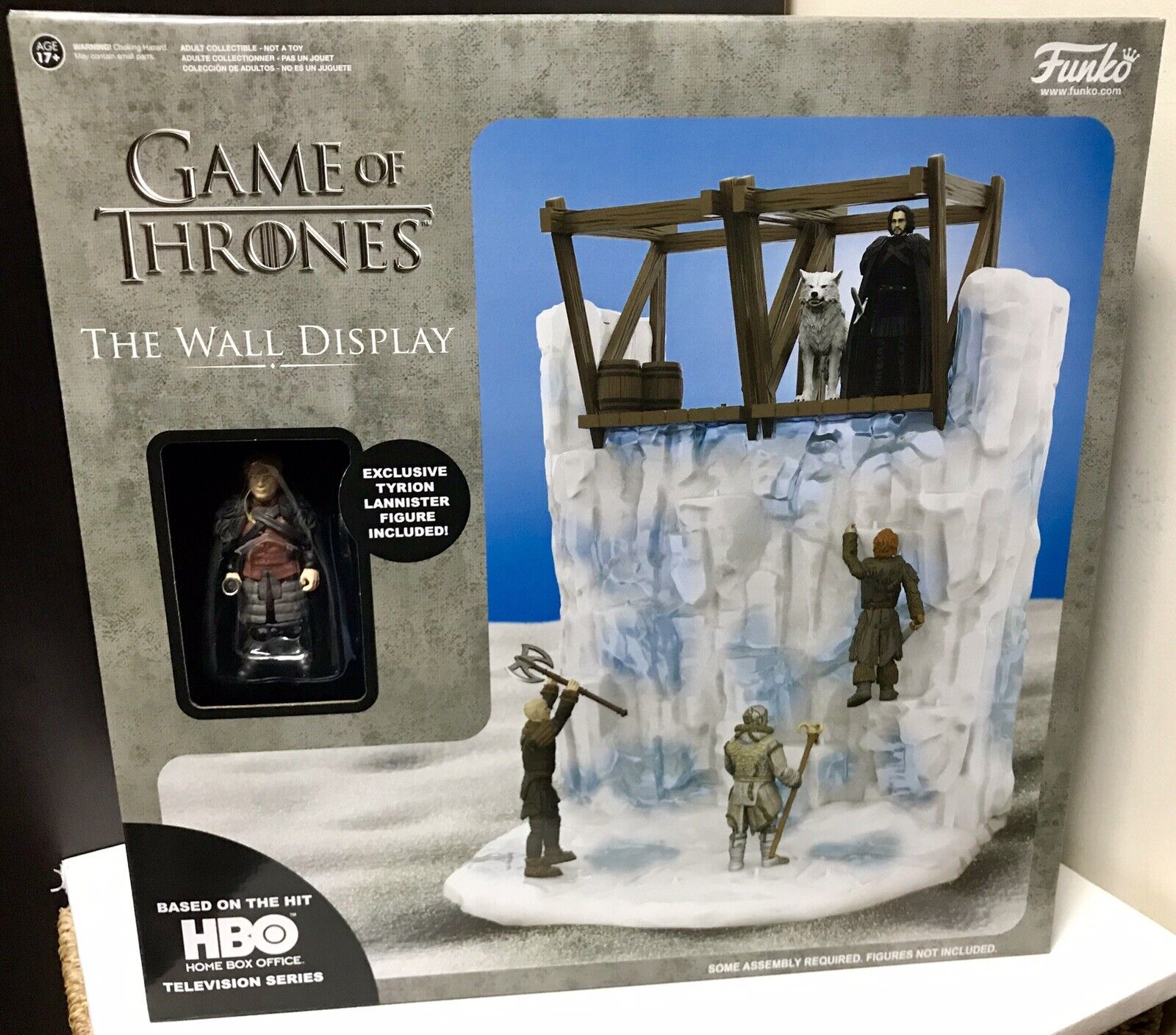 divertimentoko POP  gioco Of Thrones Wtutti Display Tyrion Tyrion Tyrion Lannister Exclusive Vinyl cifra c9a11d