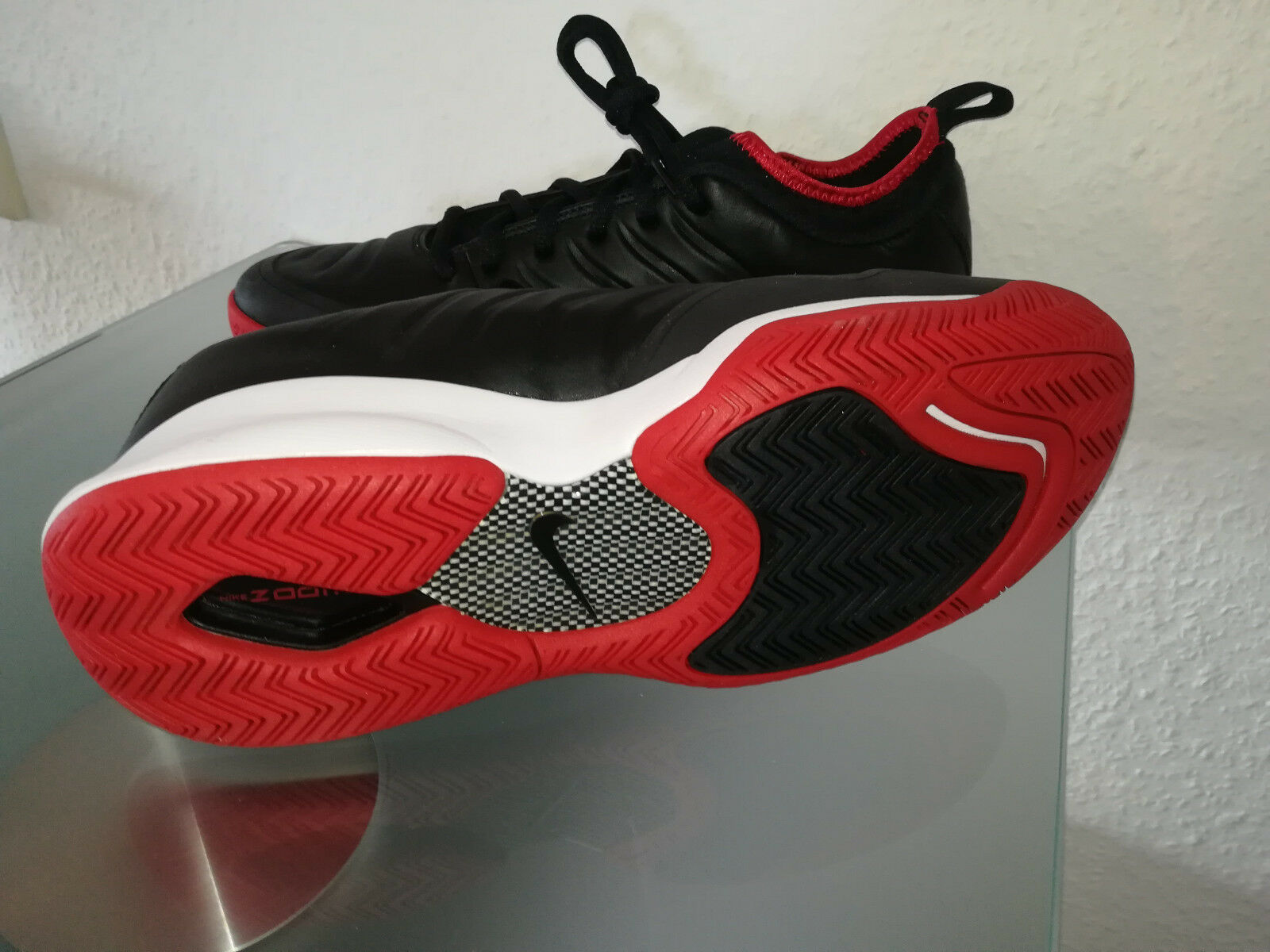 Nike Nike Nike Air Zoom oscillate 918195-100 Hommes NIKE Messieurs-Tennis Chaussure Taille 40 def652