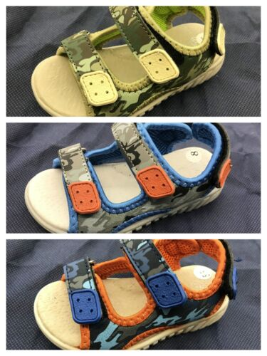New Baby Boys Toddler Kids Open-Toe Sport Sandals Shoes size 5.5-9