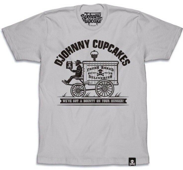 Men's New Johnny Cupcakes D'Johnny T-Shirt size Large