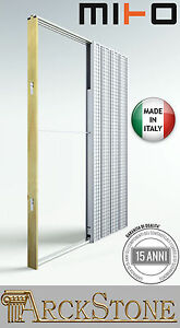 arckstone controtelaio x porte scorrevoli intonaco mito classico 80x210x10 5 cm ebay. Black Bedroom Furniture Sets. Home Design Ideas