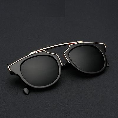 Men Women Aviator Retro Vintage UV400 Sunglasses Driving Fishing Glasses Unisex