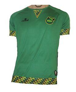 f452c4b0642 Jamaica Jersey Away 2015 16 Romai The Reggae Boyz Shirt Soccer