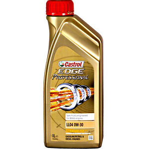 castrol edge professional bmw ll04 0w 30 1 litre 1l ebay. Black Bedroom Furniture Sets. Home Design Ideas