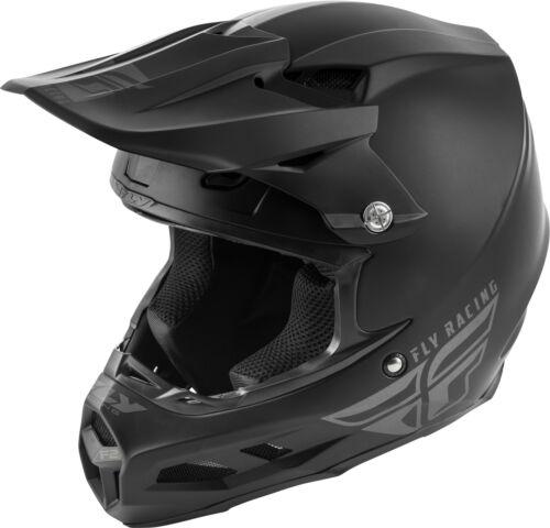 F2 Carbon MIPS Solid Helmet Matte Black Md Fly 73-4240-6