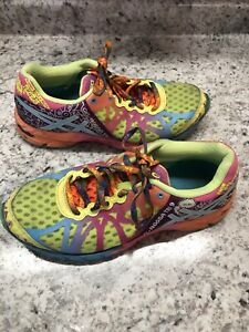 Asics Gel Noosa Tri 9 Women's Athletic Running Shoes T458N