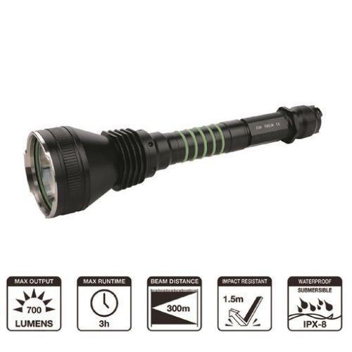 Greatlite EXPE54 Tactical 700 Luuomini LED Flashlight