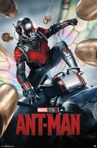 ANT-MAN-ONE-SHEET-MOVIE-POSTER-22x34-MARVEL-COMICS-16441