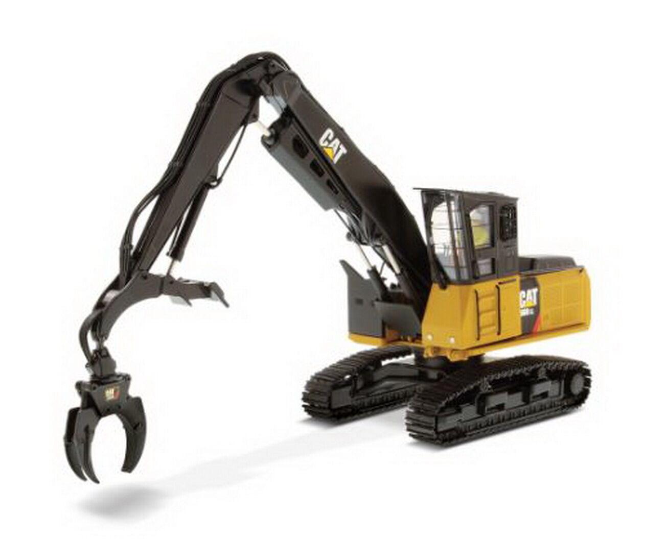 1/50 dm Caterpillar Cat 568 Modelo Diecast configuración Cargador de registro ll 85922