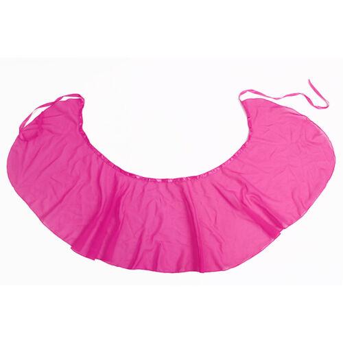 New Adult Women Chiffon Ballet Leotard Tutu Wrap Scarf Skirt Dance Dress 5 Color
