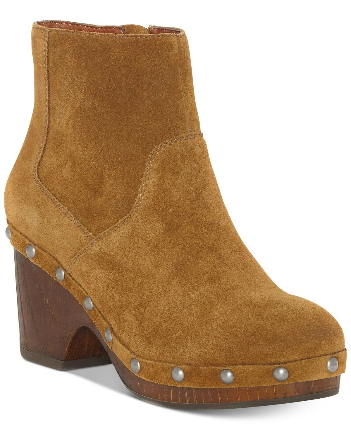 New Lucky Brand Women Yasamin Studded Leather Booties Variety colors&Sizes colors&Sizes colors&Sizes 112612