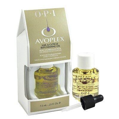 OPI Avoplex Nail & Cuticle Replenishing Oil 1/4 oz