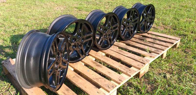 Land rover discovery 2 alloy rims x5 16inch