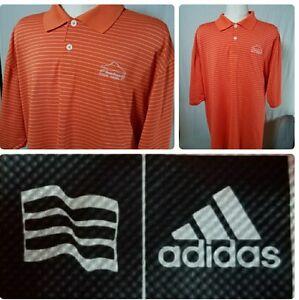 Camiseta polo adidas climalite, 19998 Camiseta para hombre, polo talla XL, naranja con rayas | c91871a - sfitness.xyz