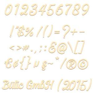 numeri-e-caratteri-speciali-HILTON-script-di-legno-in-4-diversi-ALTEZZE