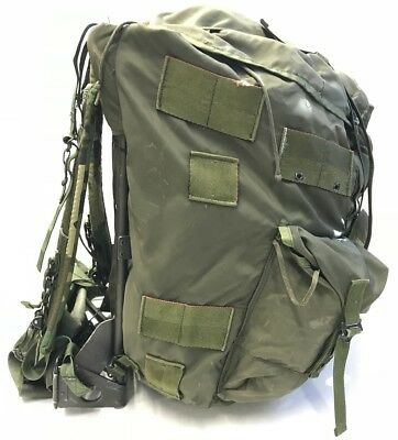 Intellektuell Us Army Alice Military Rucksack Pack Large Wcp Woodland Camouflage Reforger